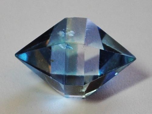 Aqua aura quartz crystal activates chakras