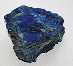 Azurite Natural Crystal with Malachite #051214