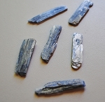 Blue Kyanite in Matrix #090714
