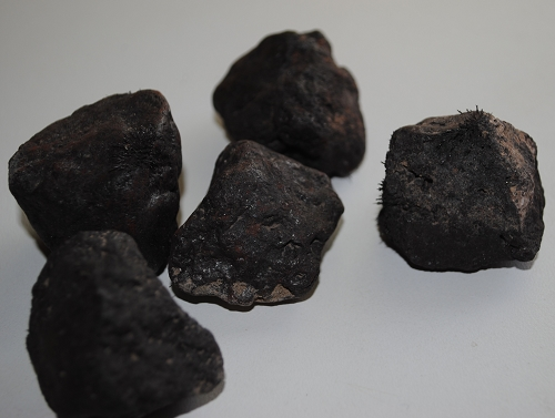 Magnetite is a grounding stone providing balance and calm