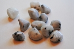 Rainbow Moonstone Tumble Stones #082314