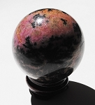 Rhodonite Polished Sphere #092915
