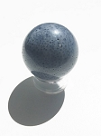 Natural Blue Coral Sphere #091516