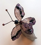 Crystal Butterfly Sculpture #051917