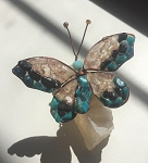 Crystal Butterfly Totem #032818