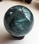 Fluorite Polished Sphere #042517 sold