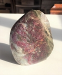 Rubellite Polished Free Form Crystal #120917