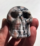 Sunstone Skull Carving #101917