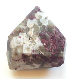 Rubellite Polished Free Form Crystal #071916