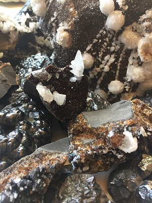 Brown Crystals