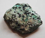 Chrysocolla with Turquoise Natural Crystal #081914