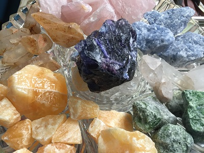 Crystals by Color