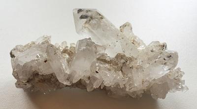380 Grams Faden Quartz Crystal