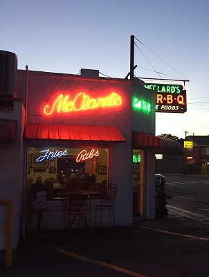 Where to eat in Hot Springs | McClard's Bar-B-Q