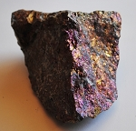 Peacock Ore with Bornite #062315
