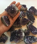 Natural Amethyst Crystal Clusters #072520