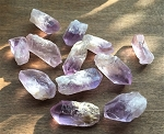 Small Amethyst Quartz Crystal Points #101720