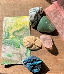 Dragonfly Crystal Healing Grid