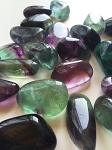 Fluorite Polished Tumbled Stones #051620
