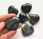 Labradorite Polished Heart Carving #090418