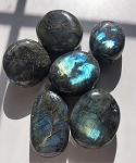 Labradorite Polished Gallet #122817