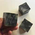 Labradorite Polished Cubes