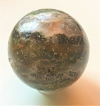 Ocean Jasper Polished Sphere #051418
