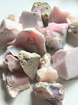 Pink Opal Natural Crystals #22220