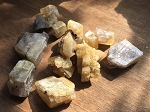 Rock Candy Fluorite Crystals #22220