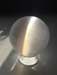 Selenite Crystal Sphere #122518