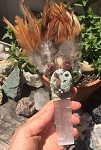 Selenite Crystal Wand #070320