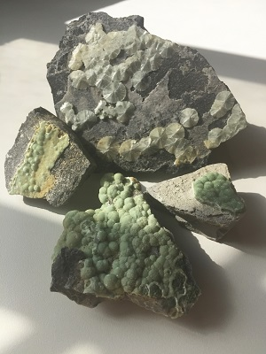 Wavellite from Arkansas