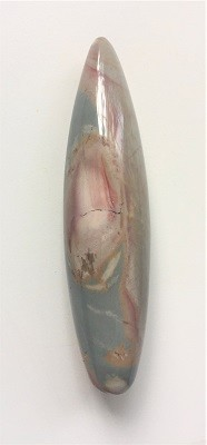 Polychrome Jasper Polished Wand #061819